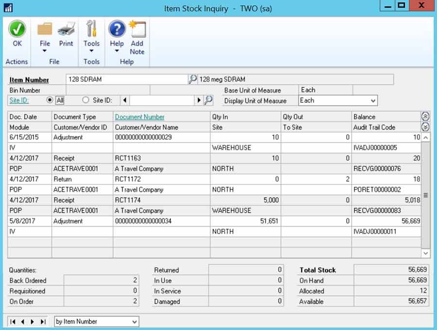 Item-stock-inquiryEDITED Dynamics GP Inventory Control Module Interface with Medical Systems