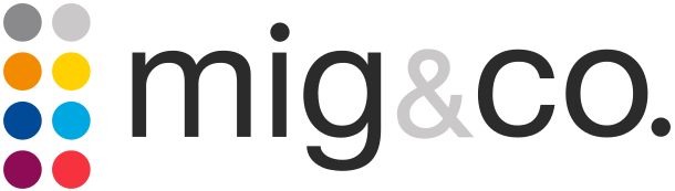 Microsoft Dynamics Software MIG & Co Logo