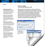 Microsoft Dynamics GP Great Plains How To Efficiently Use General Ledger