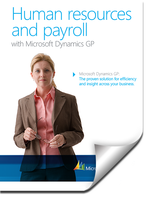 brochure-dynamics-gp-hr-payroll-overview Dynamics GP Payroll / Human Resource Management