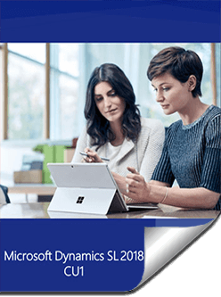 sl-2018-1 What's New in Dynamics SL 2018