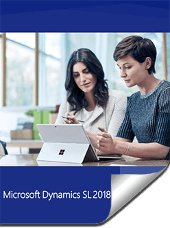 sl-2018-2 What's New in Dynamics SL 2018