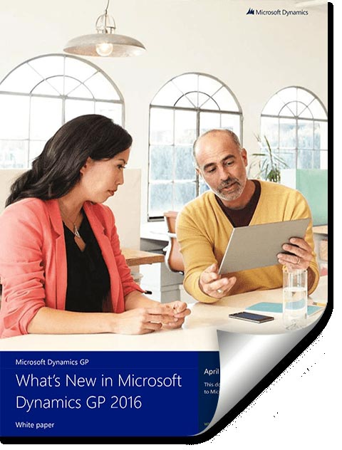 whatsNewDynamicsGP2016EDITED What's New in Microsoft Dynamics GP 2016?